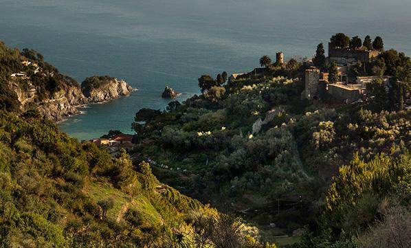 Nel borgo di Monterosso si trova il piccolo relais La casa di Andrea: � solo uno dei molti indirizzi consigliati da Marianna Corte in questa seconda parte del racconto con cui ci fa scoprire i suoi posti del cuore nelle Cinque Terre