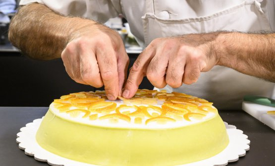 Our most sincere thanks go toCorrado Assenzafor having interpreted, with his famous Cassata alla siciliana, the previous theme ofIdentità Golose 2020,The Sense of Responsibility, a trait d'union for an event scheduled early in March 2020 that didn't take place because of the pandemic