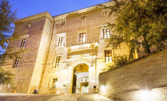 Il castello Chiola