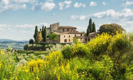 Il Castello La Leccia punta in alto. Curando tutti i dettagli