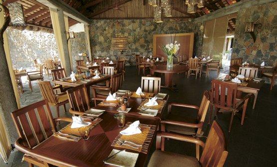 Il ristoranteDeer Hunter del Constance Belle Mare Plage