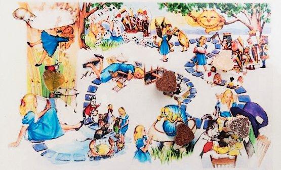 Alice nel Paese delle MeravigliesecondoMoreno