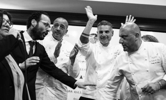 Luciano Pennisi, Pino Cuttaia, Marco Baglieri,To
