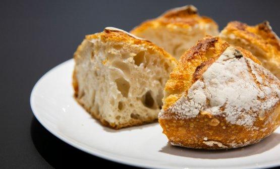 Il pane preparato da Roberta Pezzella con Farina Petra Evolutiva