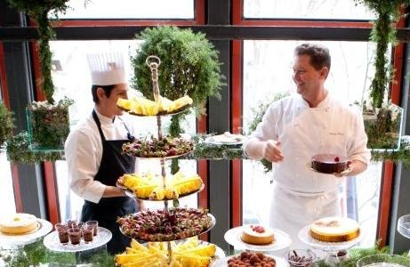 Leggendaria l'arte della pasticceria dei Cerea
