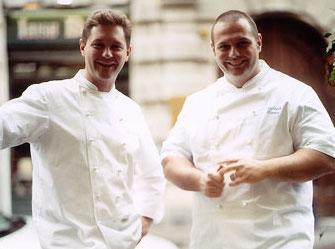 I fratelli Chicco e Bobo Cerea saranno anche protagonisti della cucina di Identità Expo S.Pellegrino, da oggi fino a domenica