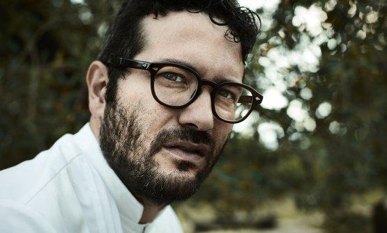 Giuseppe Iannotti, chef del ristorante Kresios