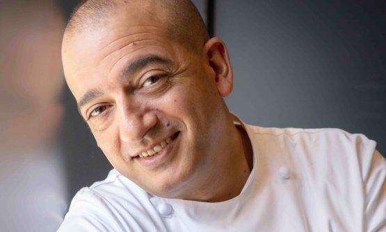 Pino Cuttaia, due stelle Michelin con La Madia di