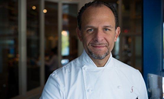 Il ritorno dello chef Fabio Trabocchi in Italia�
