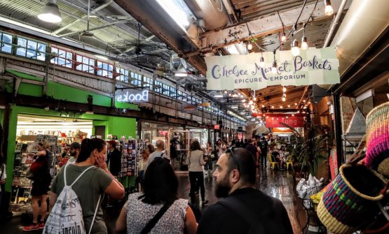 The best of Chelsea Market in New York, in five stops (plus two)