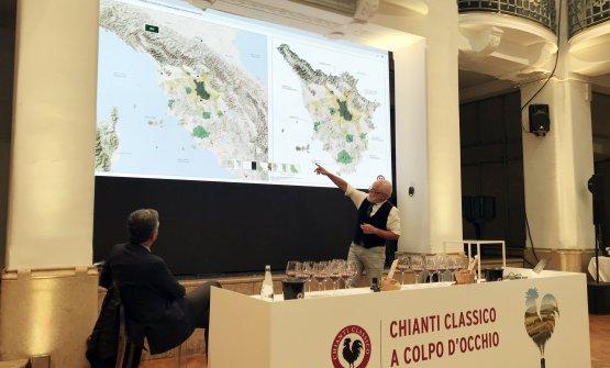 Alessandro Masnaghetti mostra il suo progetto