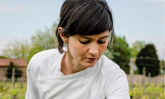 Chiara Pavan, veronese, co-chef con il compagno Fr