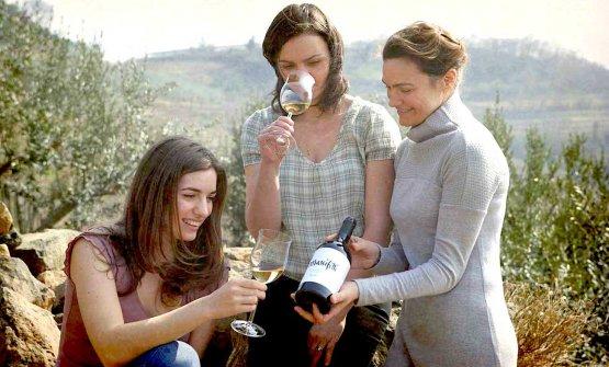 Alessandra, Valentina e Meri Tessari