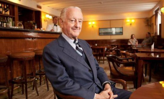 Arrigo Cipriani, 88 anni