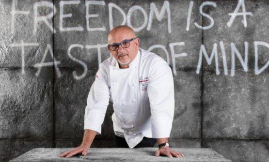Claudio Sadler, ristoratore in Milano
