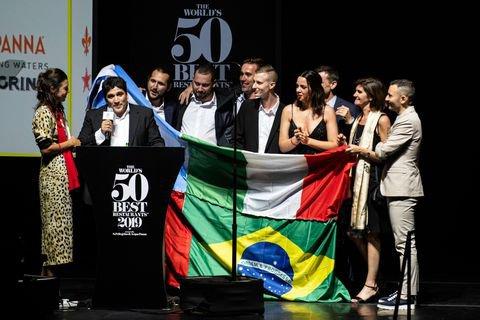 Mauro Colagreco e il suo patchwork di nazionalità