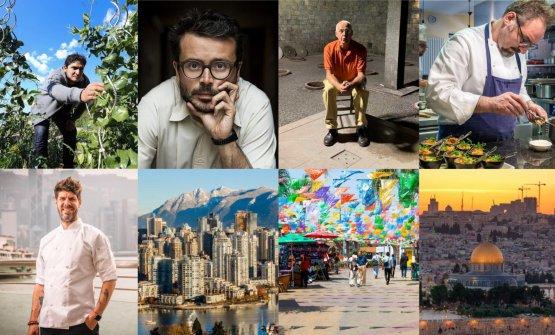 Cuochi che oltrepassano i confini: le Storie di Gola 2020