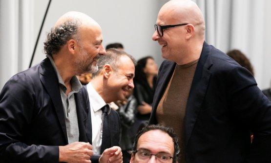 Moreno Cedroni, Igor Maiellano, Paolo Brunelli