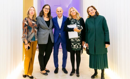 L'animaMagentabureau: Elisa Zanotti, Giulia Corradetti, Claudio Scavizzi, Alessandra Piazzoni, Cinzia Benzi