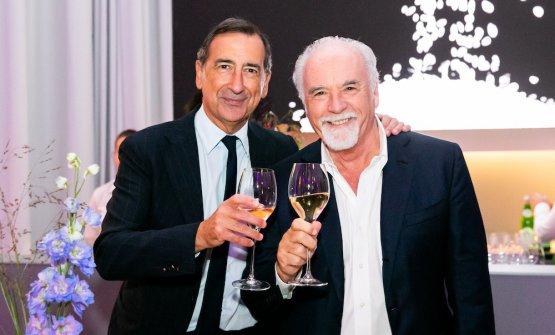 Beppe Sala e Antonio Ricci