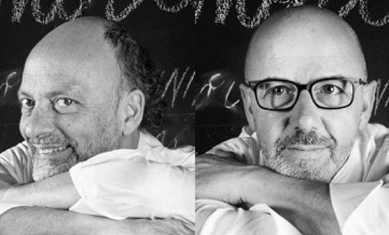 Moreno Cedroni, chef della Madonnina del Pescatore