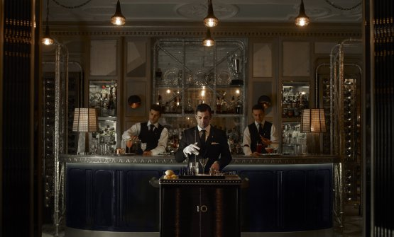 Il Connaught di Londra, premio Legend of the List