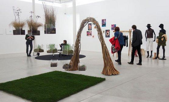 L'installazione di Antonia Klugmann
