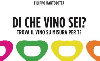 Filippo Bartolotta, sommelier fiorentino, classe 1972, ha appreso la passione per il vino dal nonno siciliano. Di che vino sei, Giunti Editore, è il suo nuovo libro
