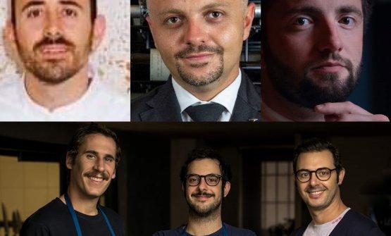 Nuovi protagonisti a Identità Milano: Davide Di Fabio, Vincenzo Donatiello, Alberto Quadrio e i ragazzi di Marzapane