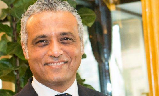 Hosam Eldin Abou Eleyoun, dal 2018 presidente di