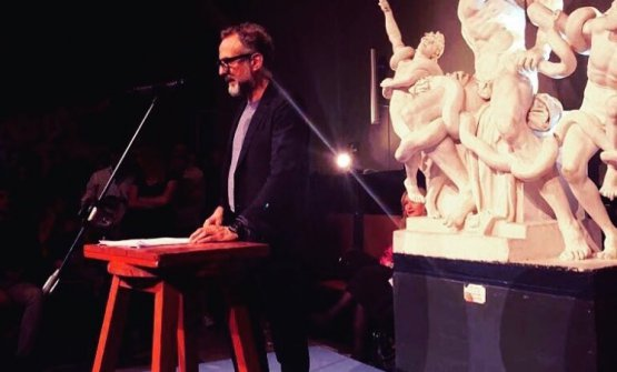 Massimo Bottura pronuncia la sua lectio magistrali