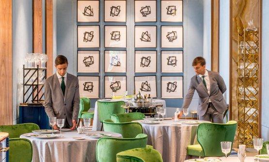 Coque, Madrid,foto www.restaurantecoque.com