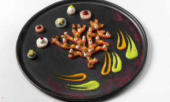 Il Corallo: il piatto dell'autunno di Luca Mar