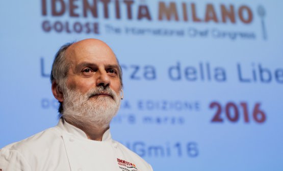 Corrado Assenza a Identità Golose 2016 a Milano