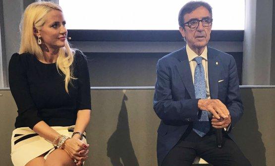 Dominga e Riccardo Cotarella