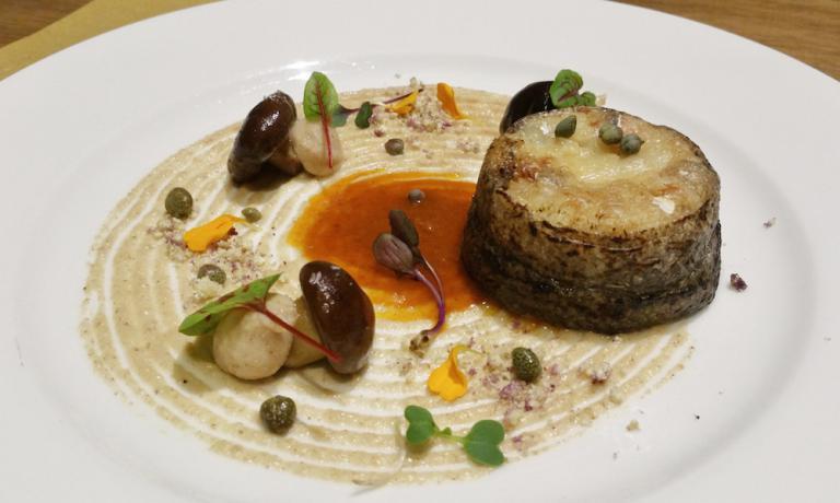 Mangianti's Salted cod cotechino