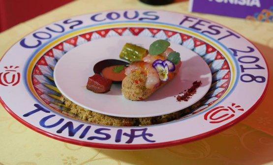 Il piatto tunisino che ha vinto il Cous Cous Fest 2018