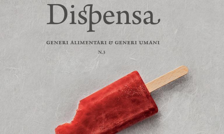 La copertina del nuovo, terzo, numero di Dispensa,136 pagine, 21 euro (si acquista online qui)