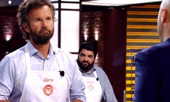 Carlo Cracco e Antonino Cannavacciuolo a Masterchef
