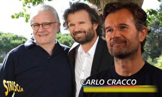 Carlo Cracco ieri e oggi in posa con Alain Ducasse, icona della ristorazione francese