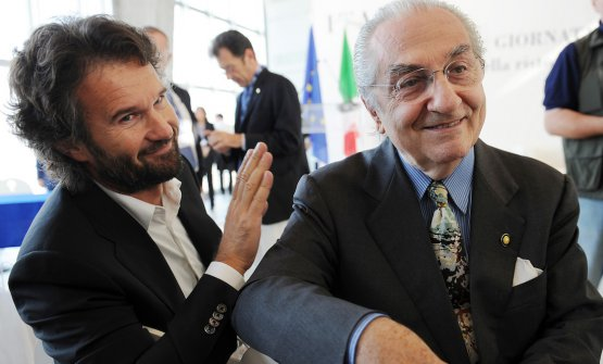 Marchesi e Cracco a Expo 2015