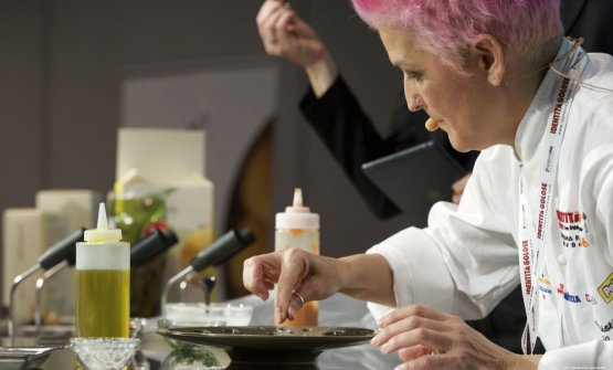 Cristina Bowerman, chef di Glass Hostaria, Roma