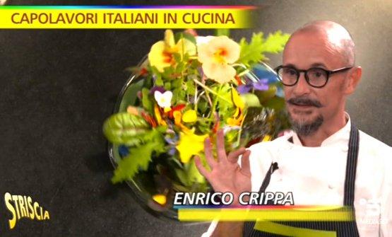 Enrico Crippa e la sua Insalata 21... 31... 41.. 5