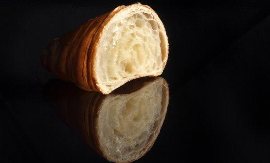 Croissant aperto