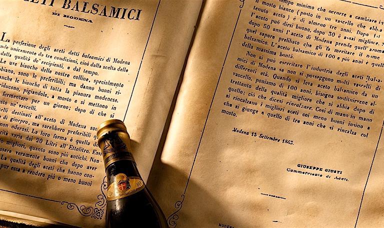 L'articolo del 1863 in cui Giuseppe Giusti indicava le tre regole d'oro per un grande prodotto