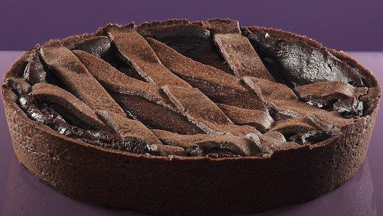 La crostata al cioccolato Frau Knam Señorita 72