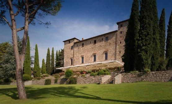 Il Castello di Spaltenna
