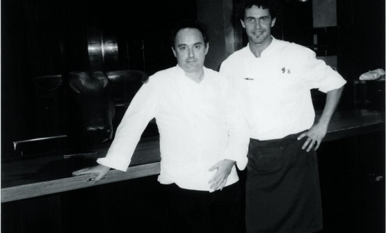 Ferran AdriàeStefano Baiocco