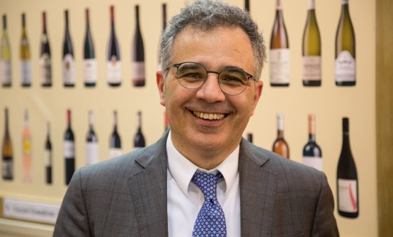 Luca Cuzziol, 52 anni, presidente di Cuzziol Grand