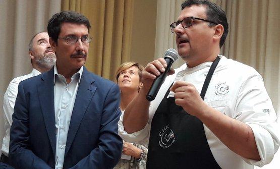 Raffaele Geminiani e Paolo Barrale